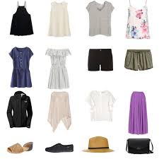 Packing List For Summer Vacation Packing List For Japan Tokyo Travel Tv Host Shares Her Fashion Tips