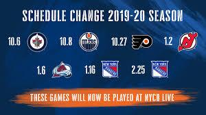 Nycb Seating Chart Islanders Move Seven Games To Nycb Live