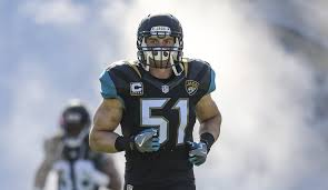 Jaguars LB Paul Posluszny never wanted to leave the Buffalo Bills ...