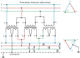 electrical transformer diagram. Wye 3 Phase Transformer Wiring Diagram Introduction To Electrical Rh Jillkamil Com Basic Schematic