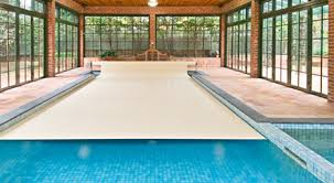 automatic pool covers integrated swimming pool covers pool indoor pool protection swimroll eliminates condensation