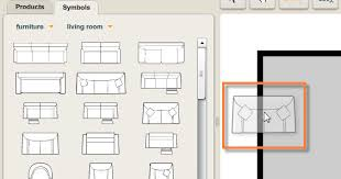 furniture for floor plans. the symbols tab contains hundreds of including furniture fixtures appliances lighting rugs structural items decorative and much more for floor plans
