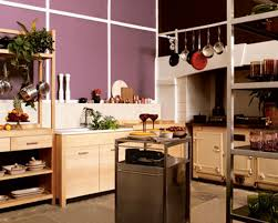 Purple Kitchen Purple Kitchen Walls Zampco