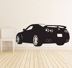 The company participated in the grand prix race events that many other auto makers were associated with. Wall Decals Bugatti Veyron Car Wall Art Stickers Bugatti Logo Home Decor Home Garden Home Decor