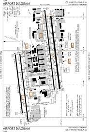 Klax Charts Pdf File Lax Airport Diagram Svg Wikimedia Commons