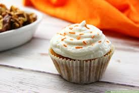 How To Bake Carrot Cake Cupcakes 10 Steps With Pictures