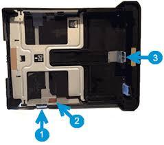 image input tray