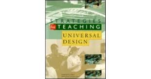 Strategies for Teaching Universal Design by Polly Welch