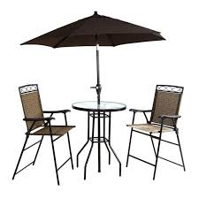 patio table folding counter height furniture canadian