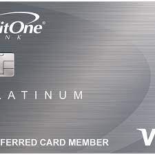 Both overdraft protection and a credit card are personal lines of credit—loaning you funds which you must repay with interest. Credit One Bank Visa Review