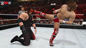 Image result for wwe 2k 15 pc game