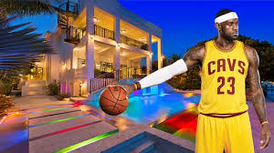 lebron james house inside basketball court. LeBron James House In Miami 2017 Inside Outside And Lebron Basketball Court