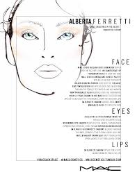 Mac Cosmetics Milan Ss16 Face Chart Round Up