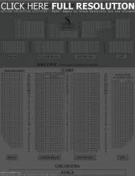 Orpheum Shn Seating Chart Www Bedowntowndaytona Com