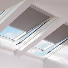 DSH Blinds for Openable Velux Skylights (VS, VSS & VSE) - Natural Lighting and Ventilation