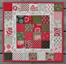 Christmas Quilt Patterns Delectable 48 Christmas Quilt Patterns Freemotion By The River