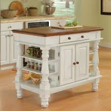 rustic portable kitchen island. Home Styles Americana Kitchen Island Rustic Portable