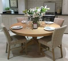 neptune henley round dining table 4 miller ewan chairs
