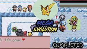 Pokemon HD: Pokemon Mega Adventure Gba Roms Download