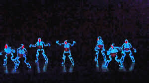 Tron Dance Lights Japan Tron Dance This Is Amazing The Dancers Are The
