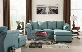 Turquoise Living Room Set Buy Darcy Sky Sectional Living Room Set By Signature Design From