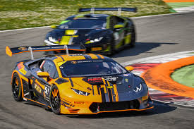 First round of the Lamborghini Super Trofeo Europe to be held in ...