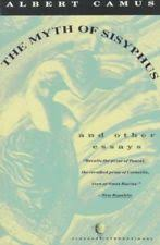 the myth of sisyphus non fiction the myth of sisyphus and other essays by albert camus 9780679733737
