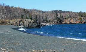 Maybe you would like to learn more about one of these? Exploring A Different Kind Of Beach Silver Bay Welcomes Beachcombers To Once Private Shore Lake Superior Magazine