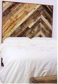 plush design ideas pallet headboard for queen bed diy diy size wonderful