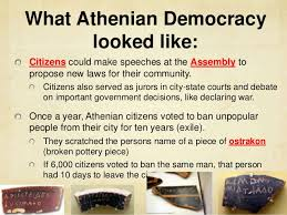 athenian form of government ancient greece world history