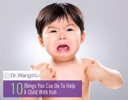 10 Things You Can Do To Help A Child With Itch – Dr. Wang Herbal ...