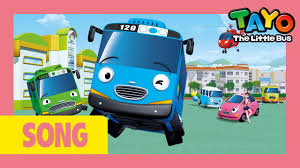 Tayo Opening Song l Tayo Version l Tayo the Little Bus - YouTube
