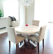 white dining room sets createyourworld white round dining room table sets interior design ideas