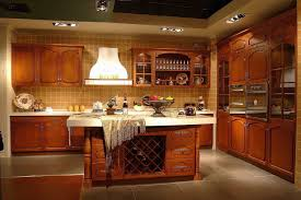 Wooden Kitchen Popular Cupboard Wooden With Wood For Kitchen Cabinets Examples Of