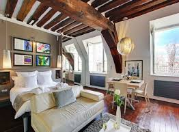 Large studio apartments Country Style Guest Apartment Services Asteri Guest Apartment Services Paris