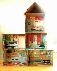 homemade dollhouse furniture. Mommo Design: CARDBOARD LOVE Homemade Dollhouse Furniture
