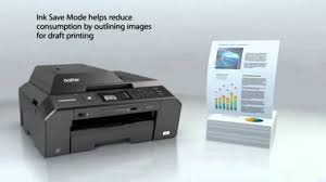 Brother Mfc J5910dw A3 Multifunction Printer Colour Inkjet At