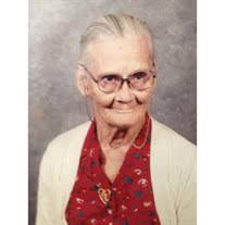 Lillie Myrtle Allen Obituary - Visitation & Funeral Information