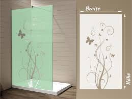 Fensterfolie Blume