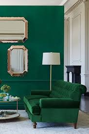 emerald green furniture. 10 Ways To Incorporate Emerald Into Your Home. Domino Magazine Shares Use The Green Furniture O