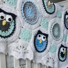 Crochet Owl Blanket Pattern Free Fascinating Best Owl Blankets For Boys Products On Wanelo