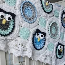 Crochet Owl Blanket Pattern Free Fascinating Best Owl Blankets For Boys Products On Wanelo