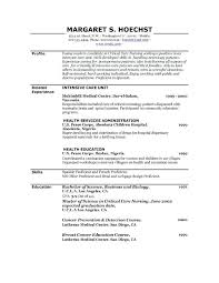 Free Resume Templates Online To Print Free Printable Resume Builder