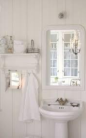 shabby chic bathroom #8