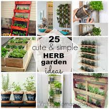 indoor herb garden ideas. 25 Cute \u0026 Simple Herb Garden Ideas Indoor