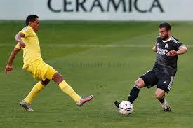 Вильярреал» – «Реал Мадрид» 1-1. Смешанная зона — FondoRuso.ru