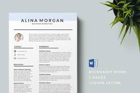 Free Creative Resume Template Downloads For Templates Mac 2019