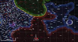 Star Trek Impulse Speed Chart Star Trek Space Travel The Trek Bbs