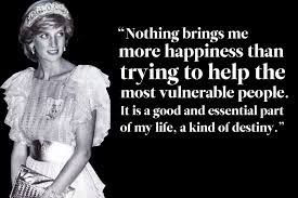 Princess Diana Quotes Fascinating Princess Diana Inspiring Quotes From The People's Princess