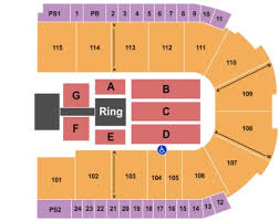 Us Cellular Seating Chart Bloomington Il Grossinger Motors Arena Tickets And Grossinger Motors Arena